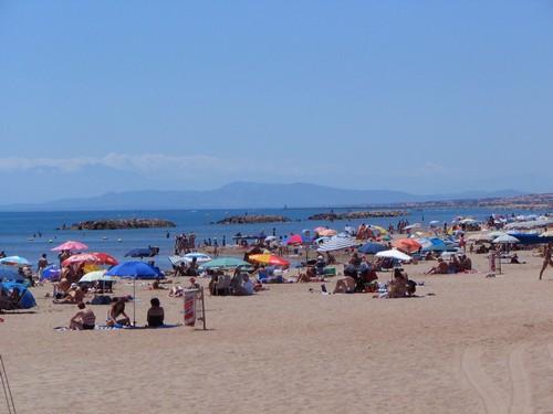 Camping le mediterranee valras plage - Office de tourisme de valras plage ...